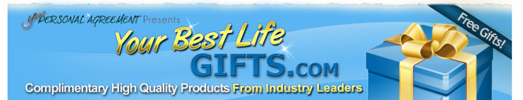 your best life gifts
